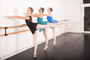 IL CIGNO klassiek ballet Oost Vlaanderen